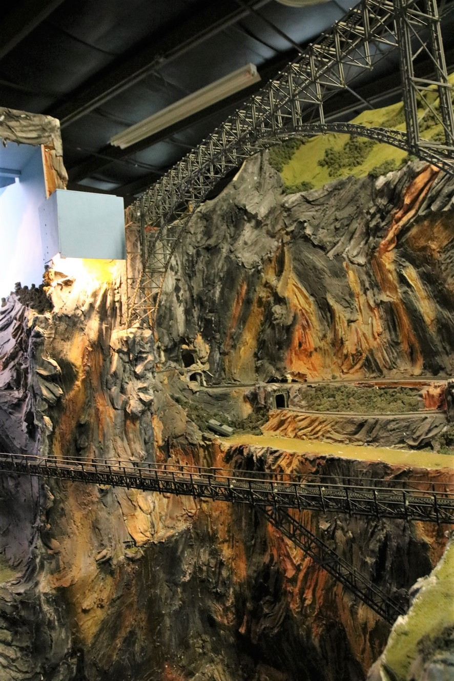 Flemington, NJ – June 2018 – Northlandz Model RailroadDisplay