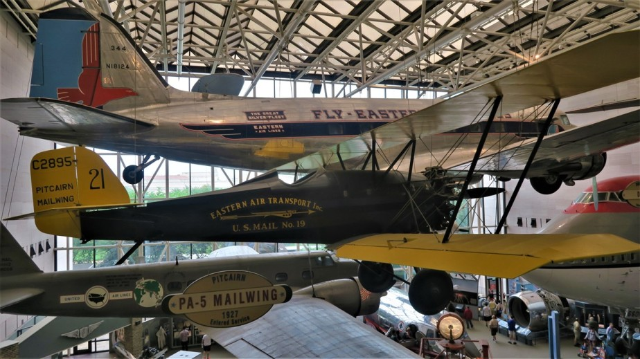 Washington DC – June 2018 – Smithsonian Air & Space Museum