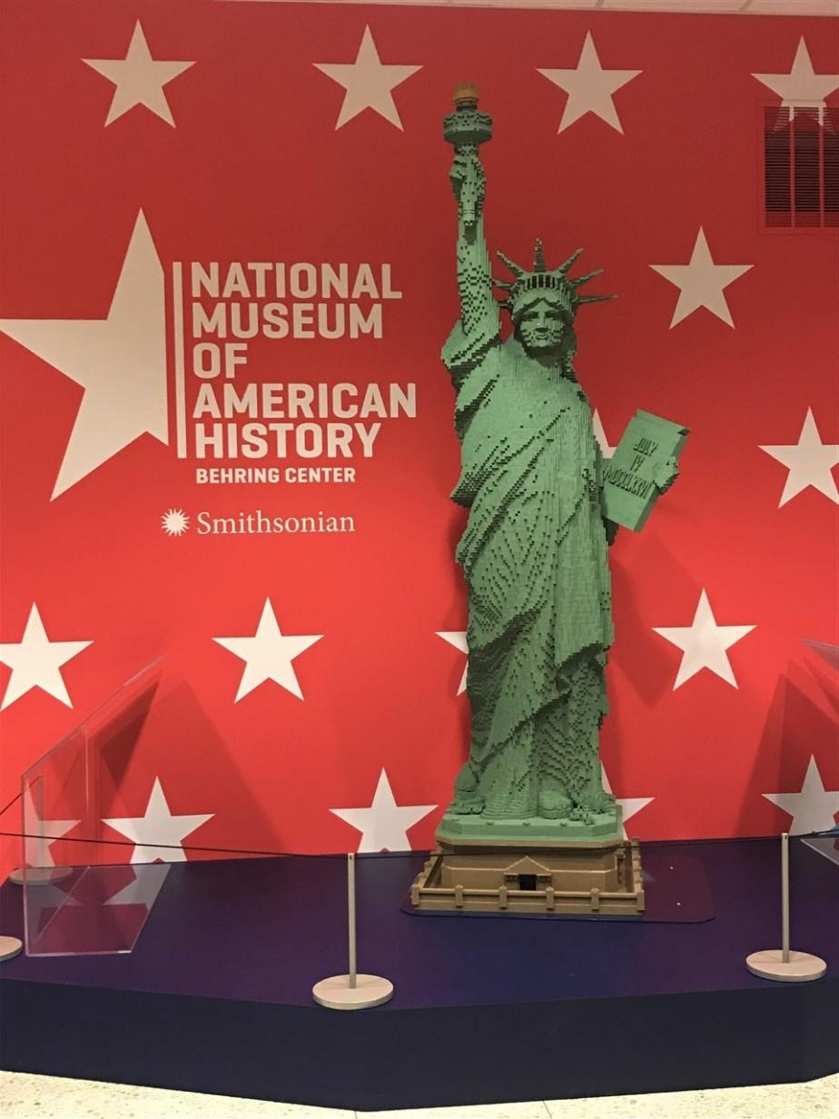 Washington DC – June 2018 – Museum of AmericanHistory