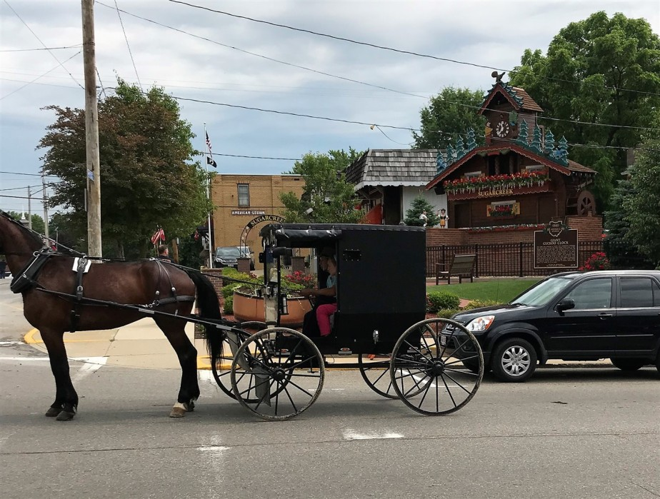 Amish Country, OH – June 2018 – A variety ofscenes