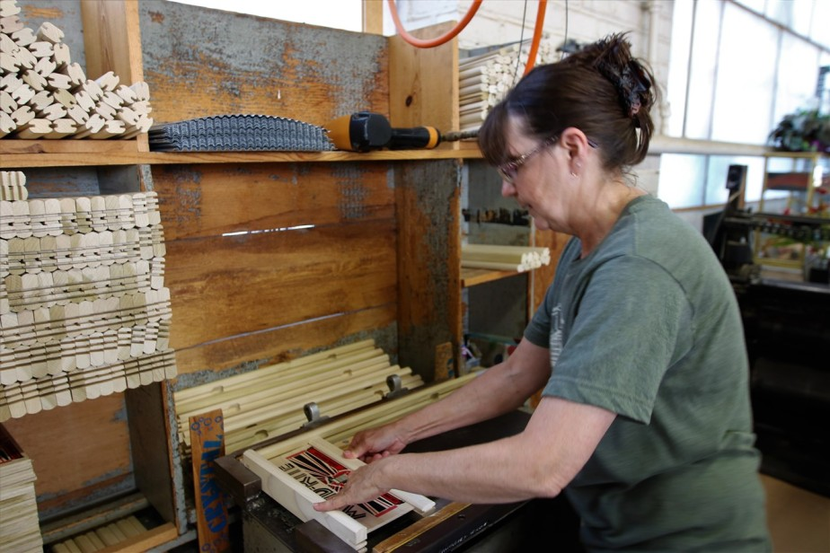 Logan, Ohio – June 2018 – Washboard Factory