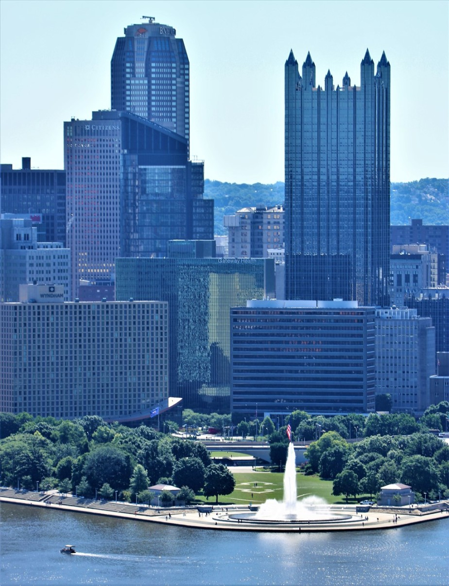 Pittsburgh – July 2018 – Views of the City