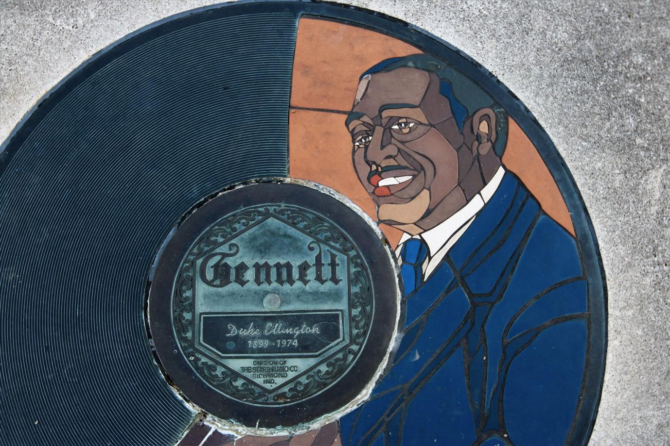 2018 07 17 426  Richmond IN Gennett Records Walk of Fame.jpg