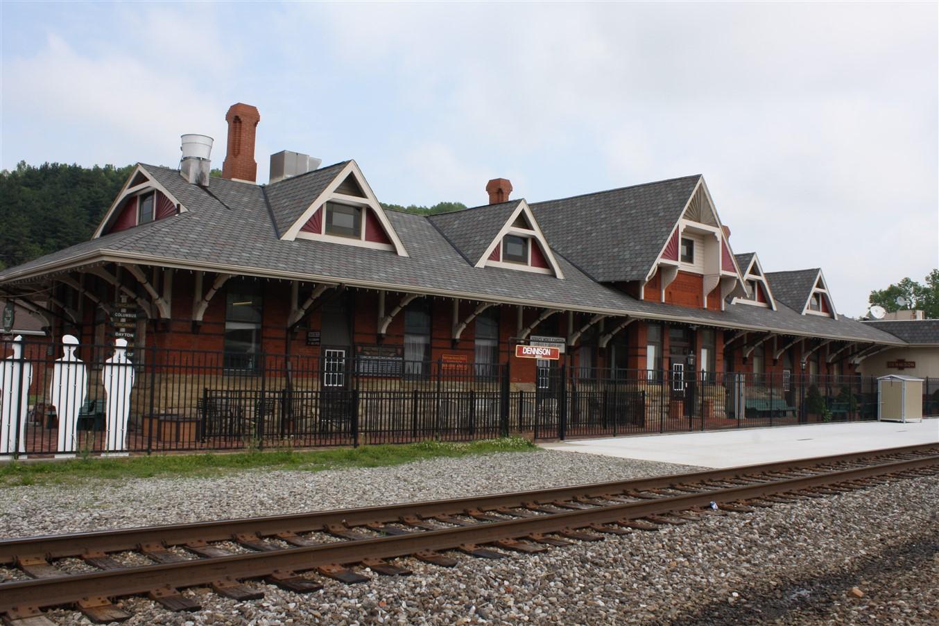 2012 05 05 Dennison Ohio Train Station Museum 9.jpg