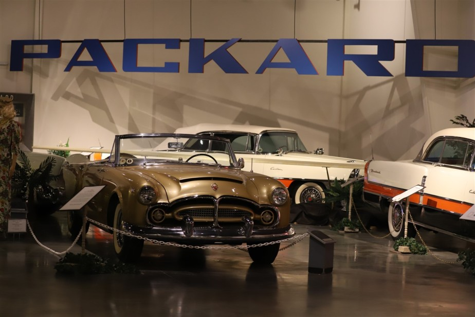 Warren, Ohio – August 2018 – Packard Car Museum