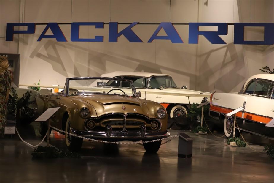 Warren, Ohio – August 2018 – Packard CarMuseum