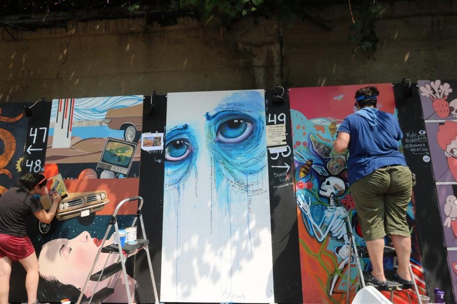Columbus – August 2018 – UrbanScrawl