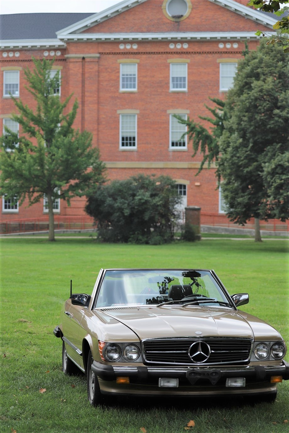 Columbus – August 2018 – Classic Cars in a HistoricSetting