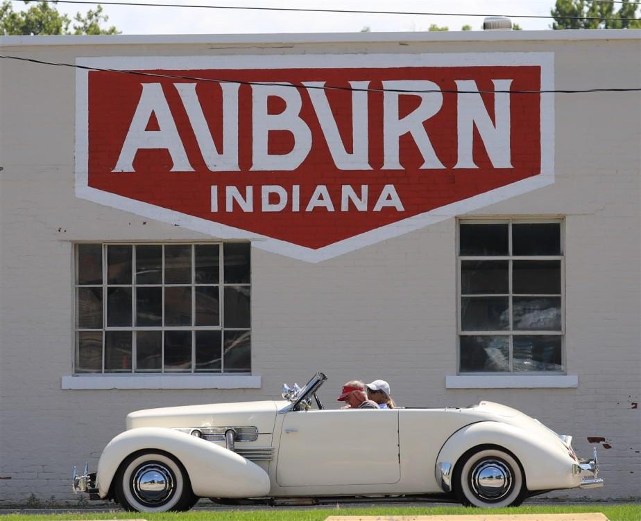 2018 08 31 367 Auburn IN Car Show