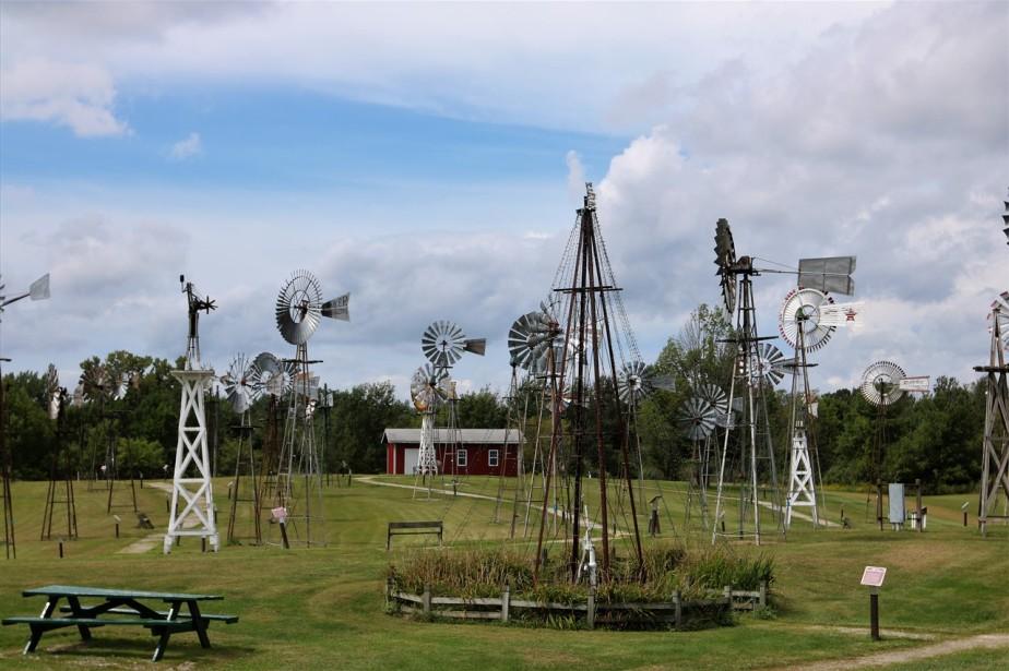 Kendallville, Indiana – September 2018 – WindmillMuseum