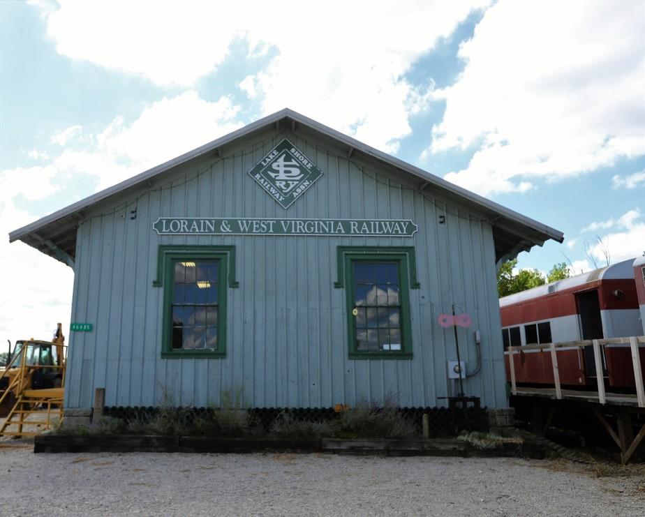 2018 09 15 47 Wellington OH Lorain & WV Railway Museum.jpg