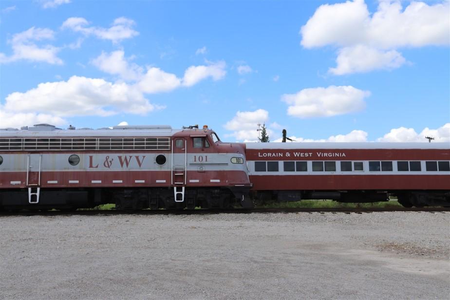 2018 09 15 50 Wellington OH Lorain & WV Railway Museum.jpg