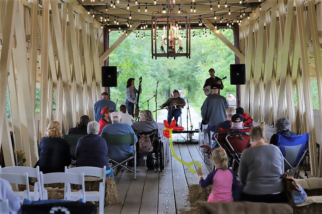 2018 09 22 360 Marysville OH Bluegrass Festival