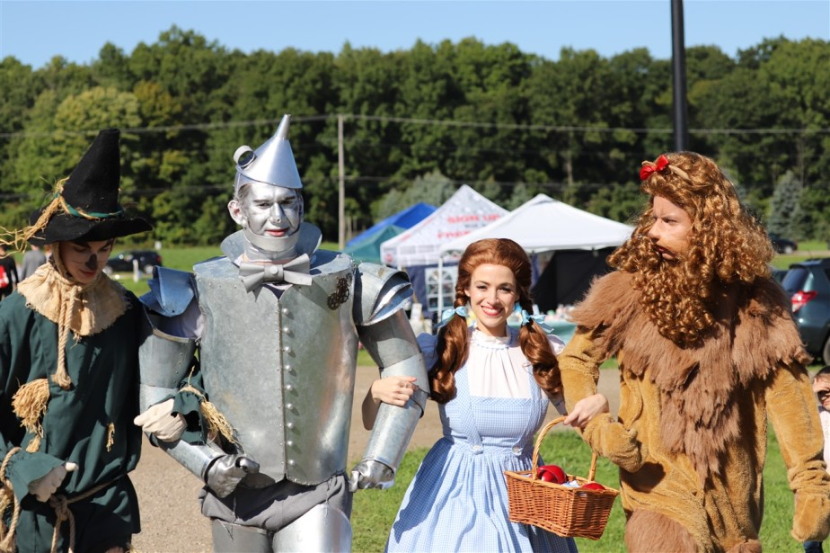 Macedonia, Ohio – September 2018 – Wizard ofOzFest