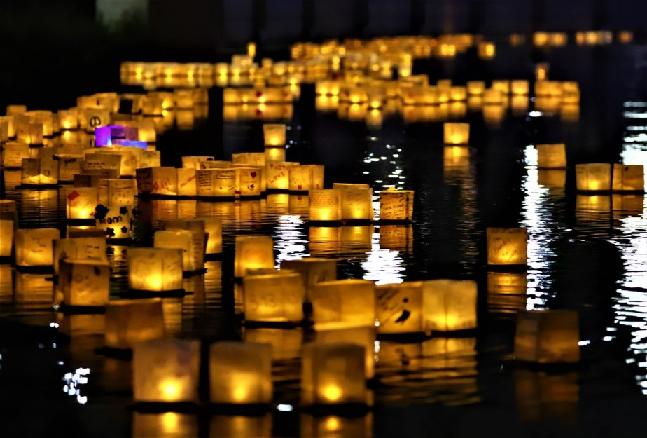 Columbus – September 2018 – Water Lantern Festival