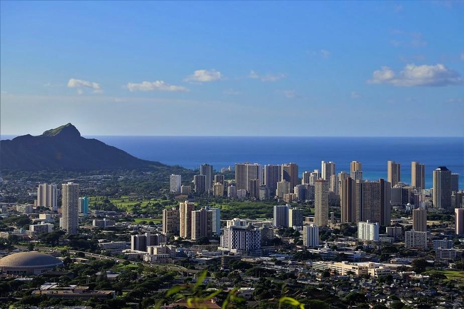 Hawaii – November 2018 – Day 2 AroundOahu