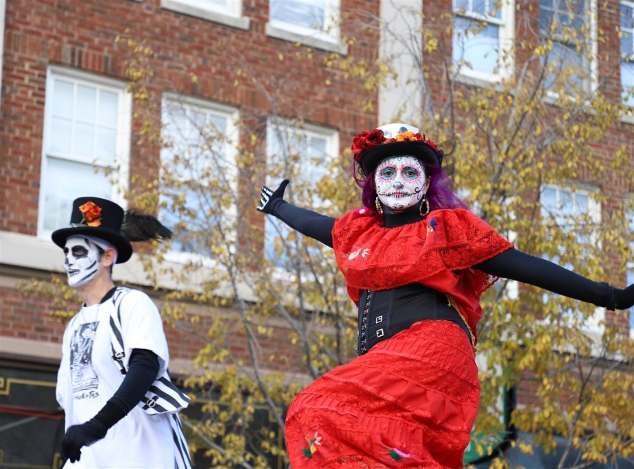 Cleveland – November 2018 – Dia de Muertos (Day of the Dead)