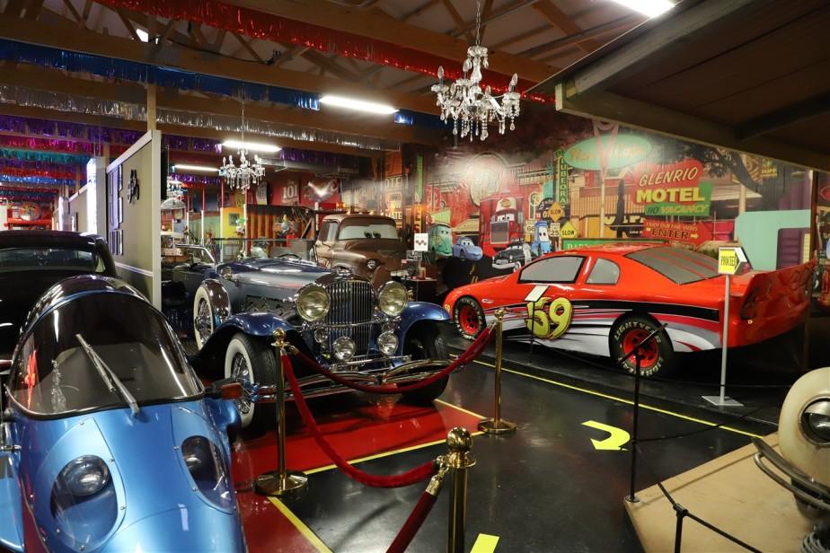 Volo, Illinois – December 2018 – Movie Cars andMore