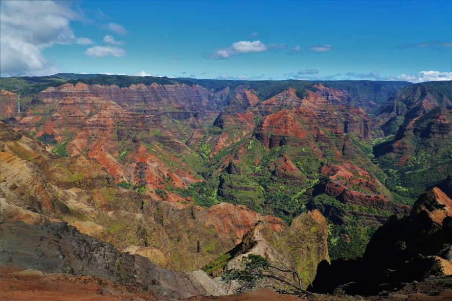 Hawaii – November 2018 – Day 19  Kauai and the Grand Canyon of Hawaii