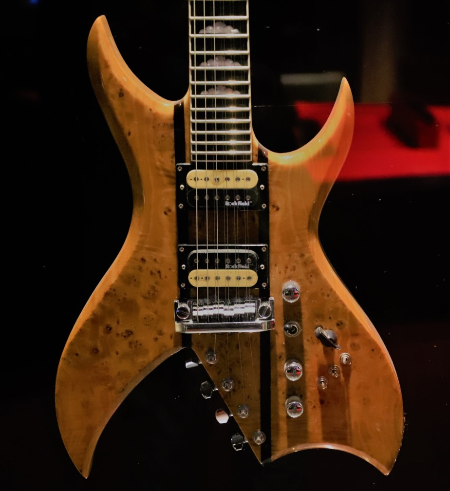 Cincinnati – January 2019 – Guitars