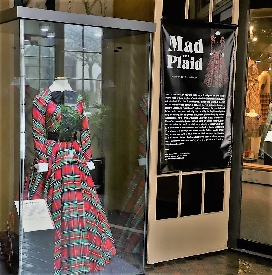 Cleveland – February 2019 – Mad For Plaid