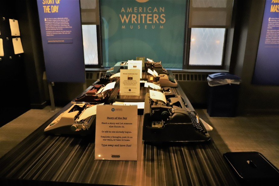 Chicago – February 2019 – American Writers Museum