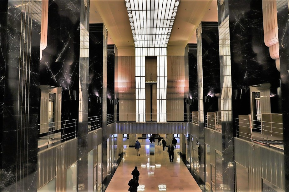 Chicago – February 2019 – Board of Trade Building Architectural Details Tour