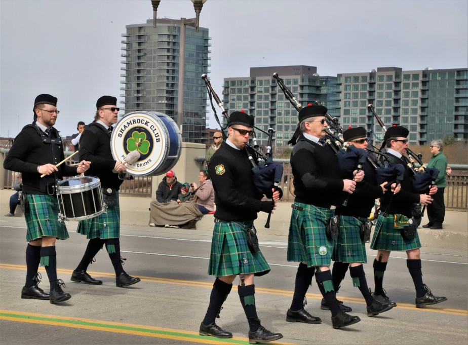 Columbus – March 2019 – St Patrick's Day Parade