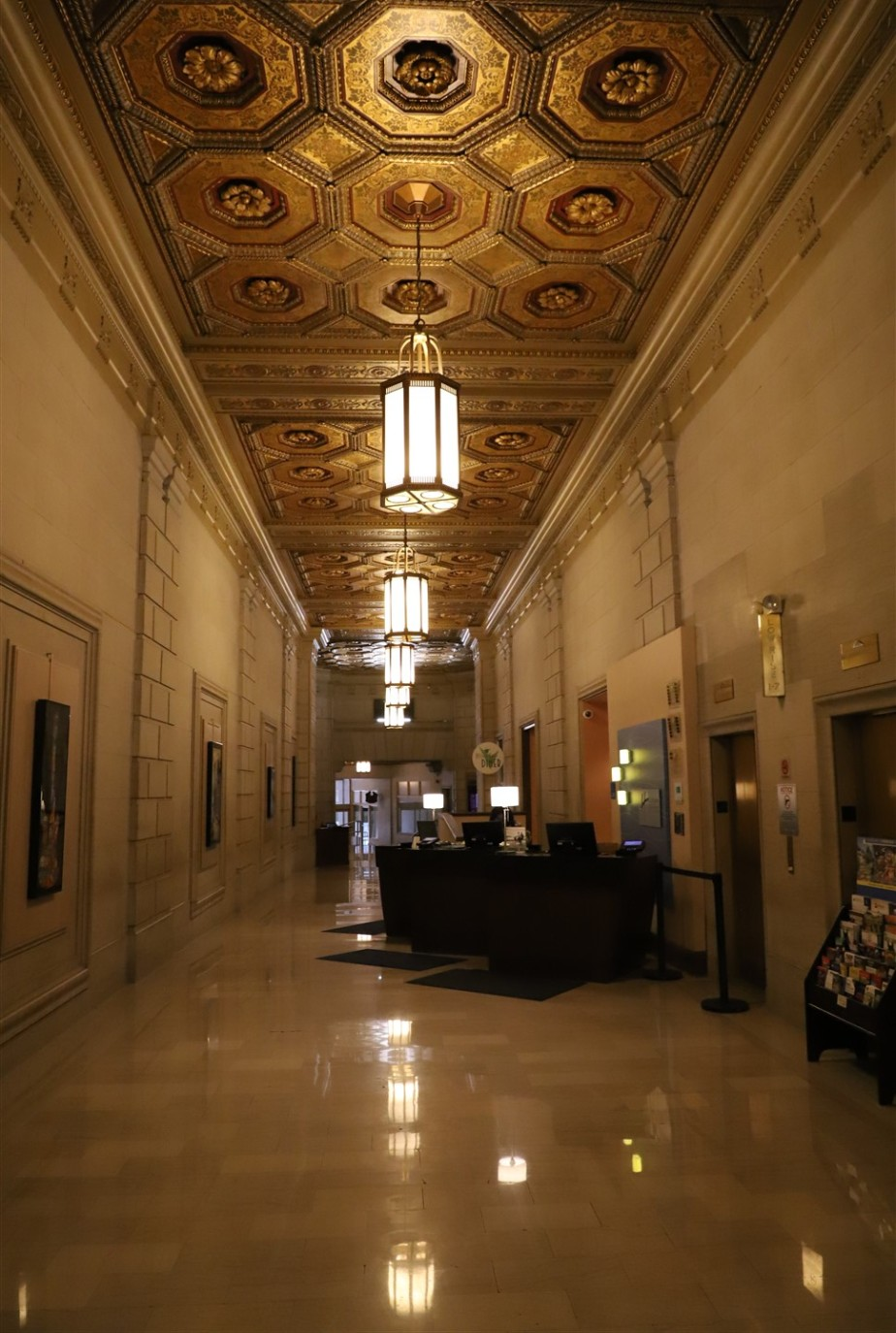Cleveland – March 2019 – Re purposing Historic Buildings as Hotels