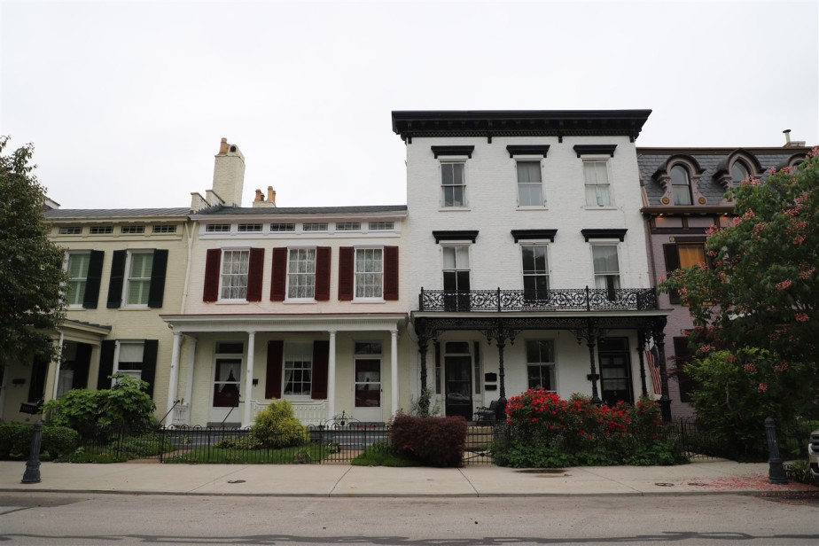 Maysville, Kentucky – May 2019 – Great Architecture in an Unlikely Place