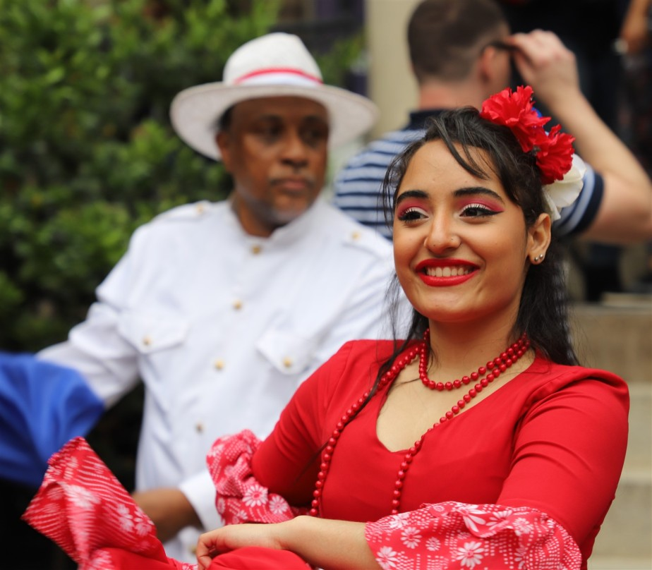 Washington DC – May 2019 – People of the World at the Embassy Open HouseDay