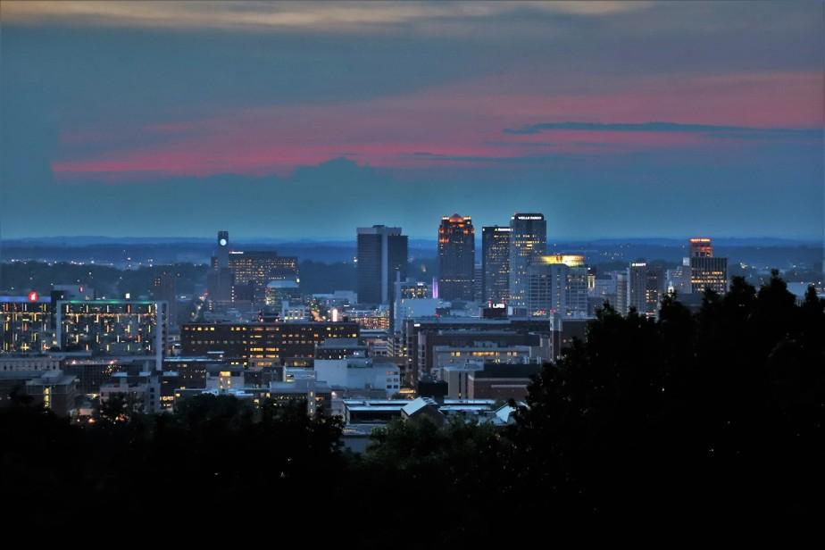 Birmingham, Alabama – May 2019 – Views of theCity