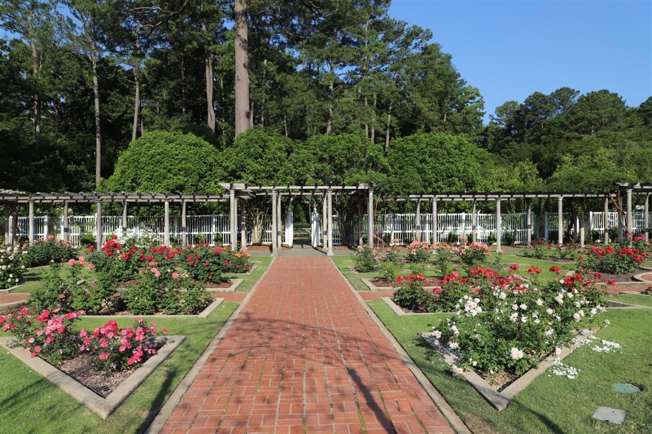 Birmingham, Alabama – May 2019 – Early Morning Visit to the Botanical Gardens