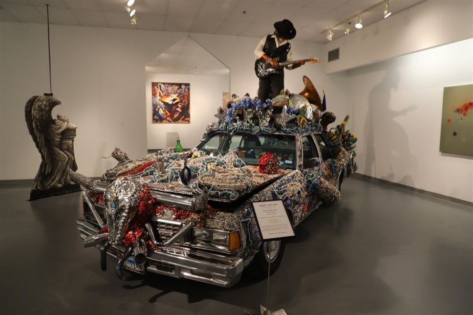 Houston – May 2019 – Art Car Museum