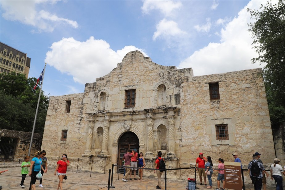 San Antonio – May 2019 – Random Views from the Tourist Spots