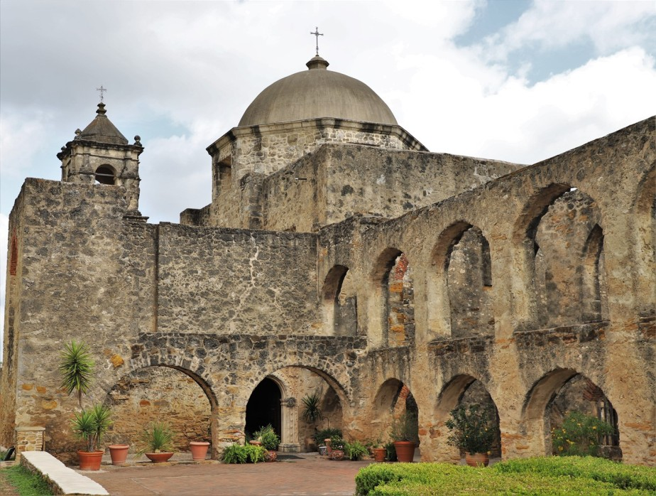 San Antonio – May 2019 – The Missions