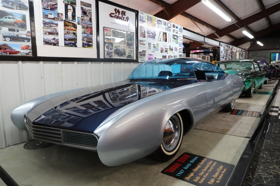 Afton, Oklahoma – May 2019 – Darryl Starbird's National Rod & Custom Car Hall of Fame