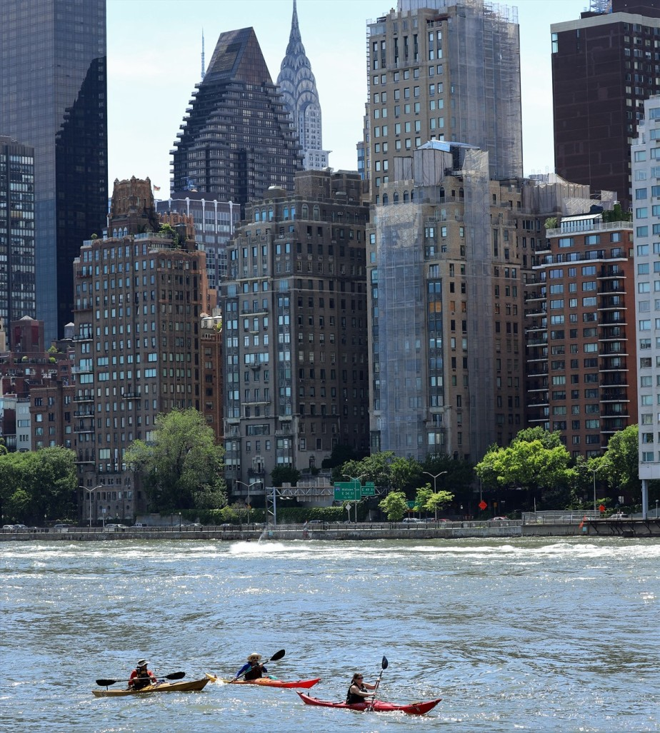 New York City – June 2019 – Different Ways to Get Around Town