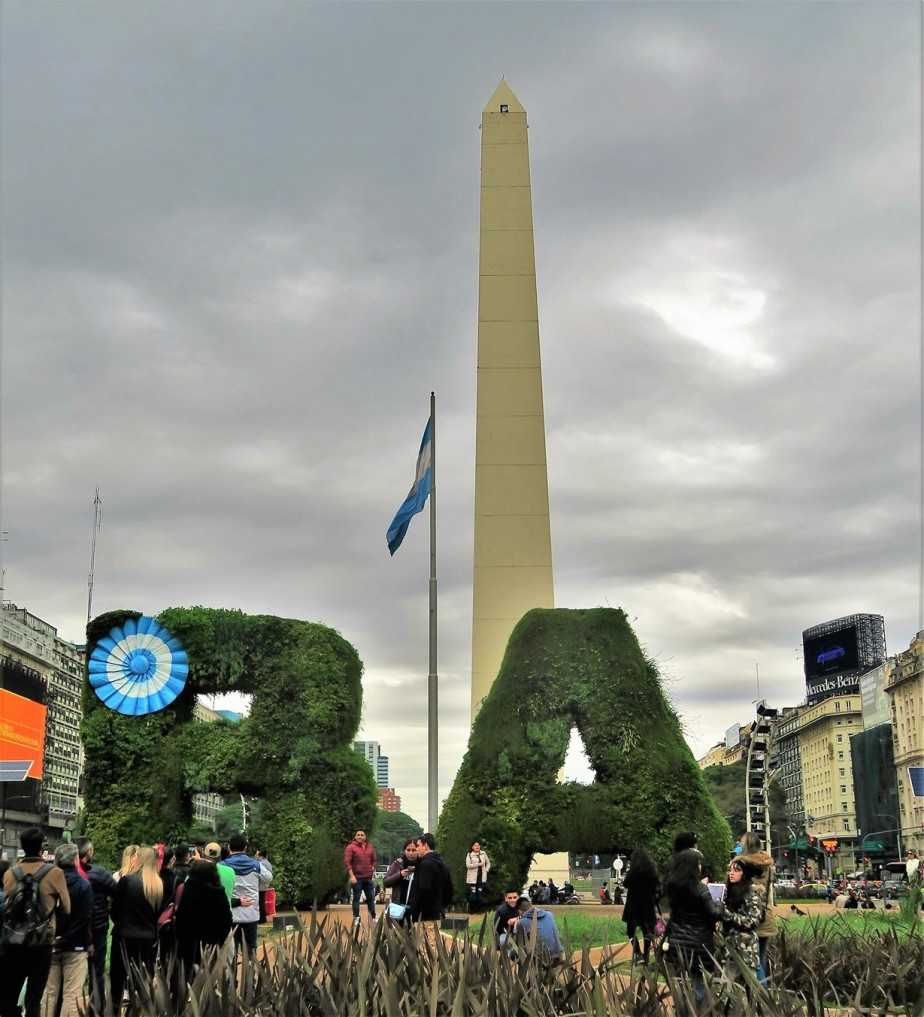 Buenos Aires – June 2019 – Views of theCity