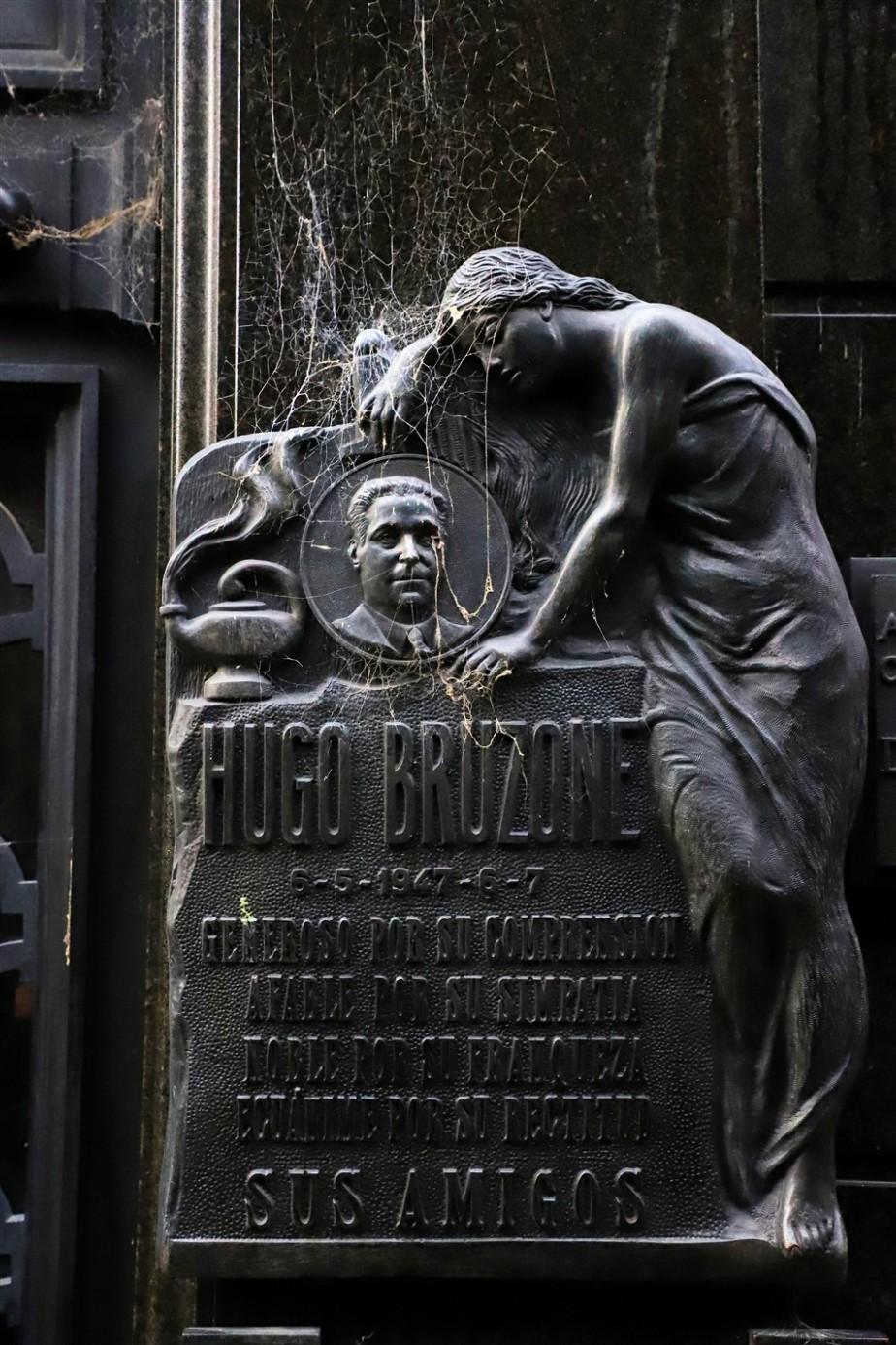 Buenos Aires – June 2019 – Recoleta Cemetery Part3
