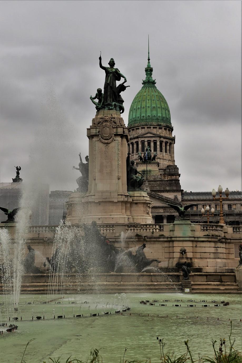 Buenos Aires – June 2019 – A Walk Down the Avenida deMayo