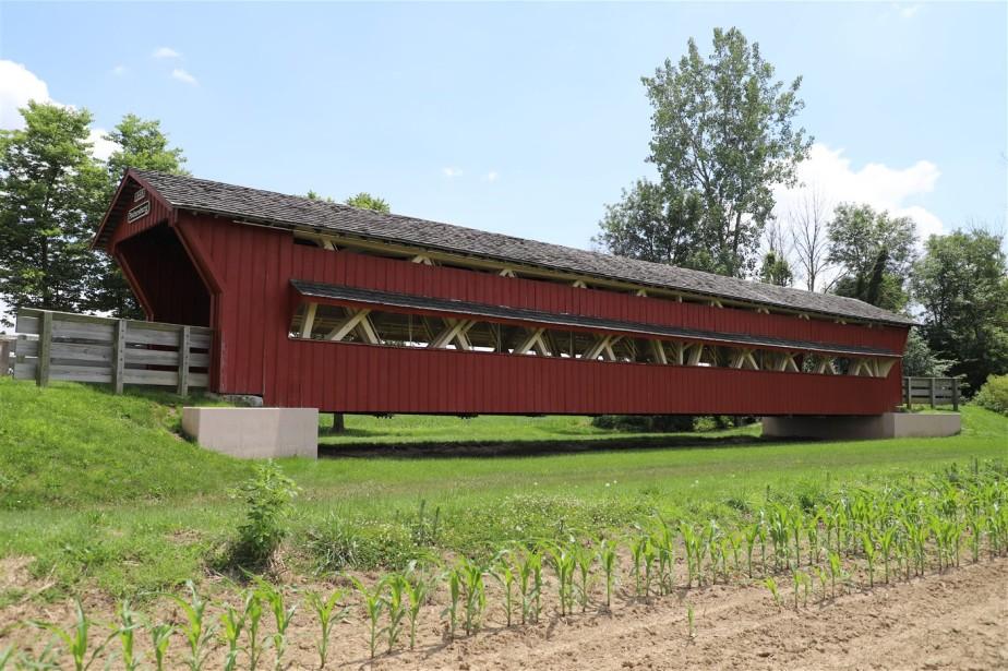 Union County, Ohio – July 2019 – Covered Bridge Tour +1