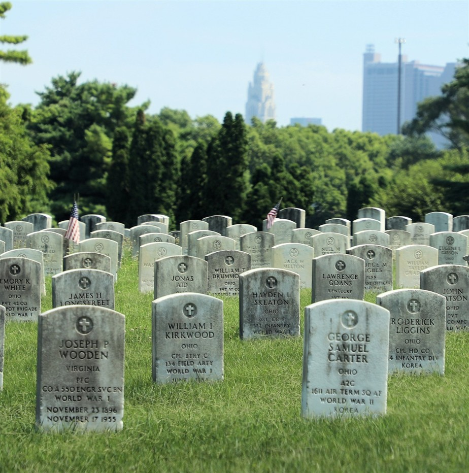 Columbus – July 2019 – Greenlawn Cemetery