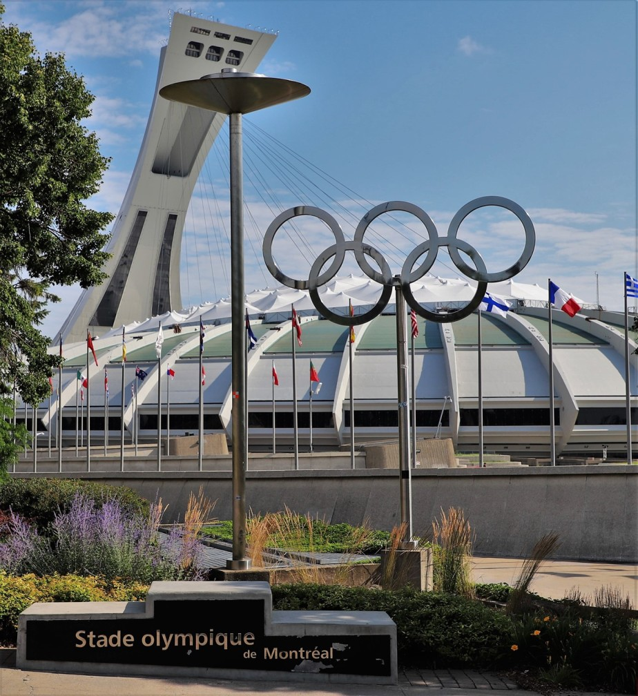 Montreal – July 2019 – Olympic Park