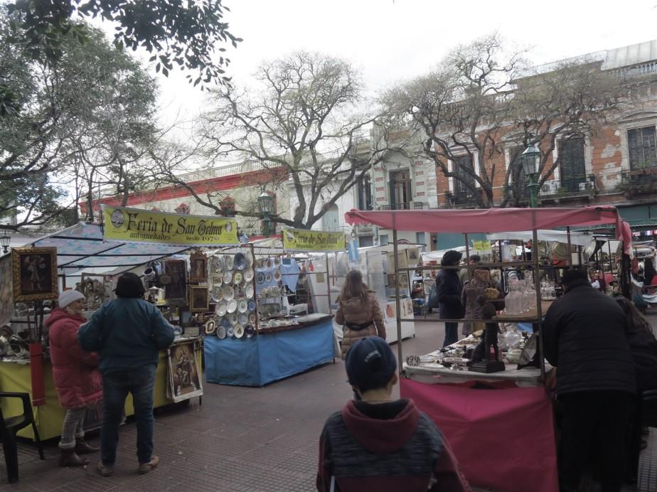 Buenos Aires – August 2019 – San TelmoMarket