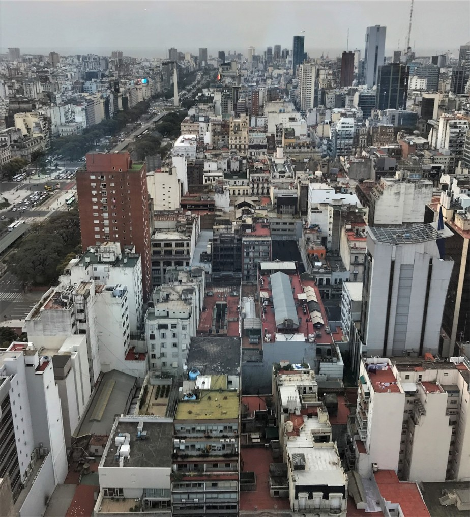 Buenos Aires – August 2019 – Various Views of the City
