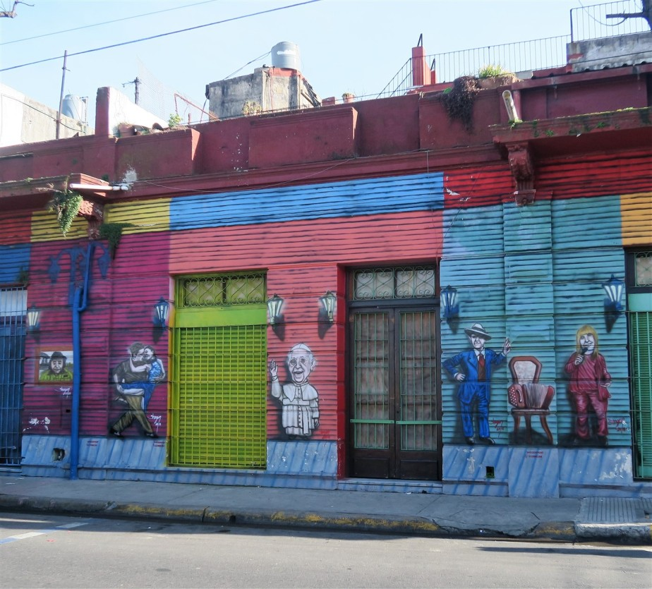 Buenos Aires – August 2019 – Day Long Urban Trek