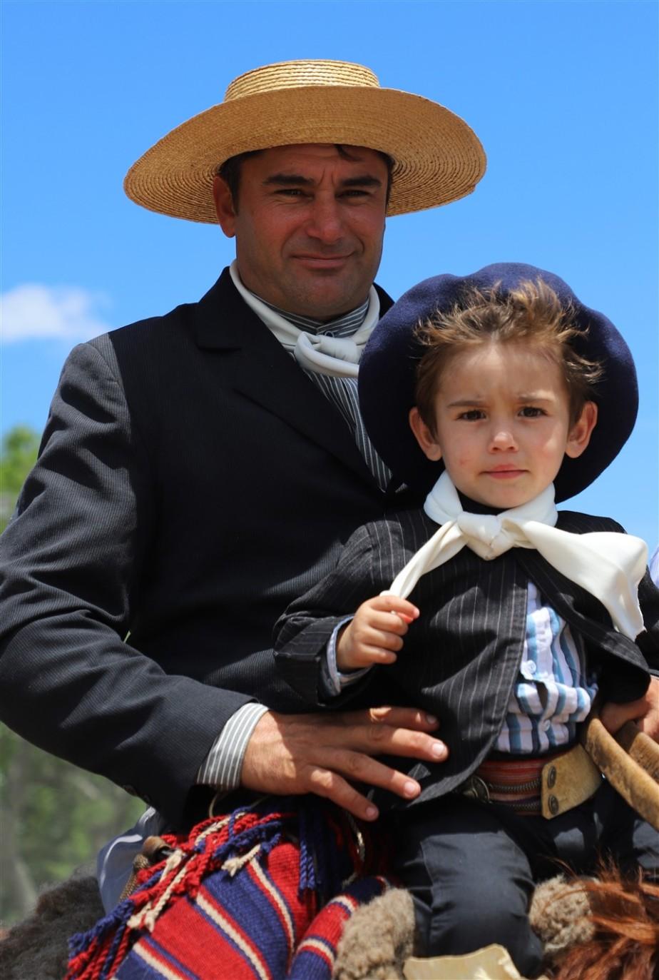 San Antonio de Areco, Argentina – November 2019 – GauchoFestival