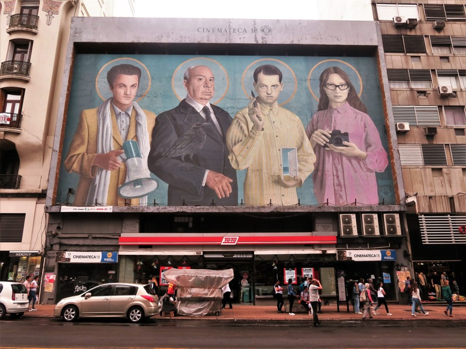 Montevideo, Uruguay – November 2019 – StreetArt