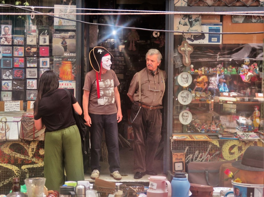 Montevideo, Uruguay – November 2019 – The People Of theCity
